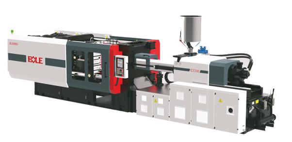 Máquinas de moldeo Serie EKS, Inyectoras servo-hidráulicas con servo de ahorro de energía