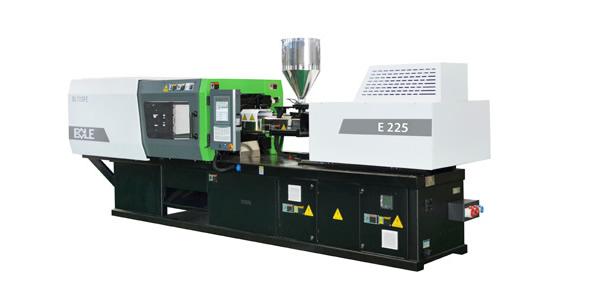 Máquinas de moldeo Serie FE