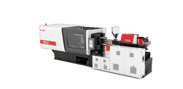 Máquinas de moldeo Serie HK - alta velocidad