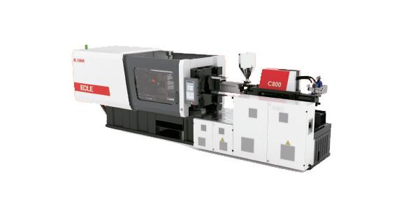 Máquinas de moldeo Serie MK multi-material