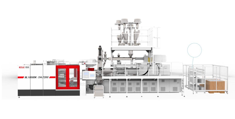 CIML de BOLE: Inyectoras para procesos con fibra de vidrio